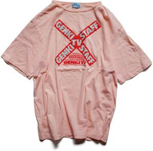 80年代 元気が出るテレビ スタッフ Tシャツ | ビートたけし ヴィンテージ 古着