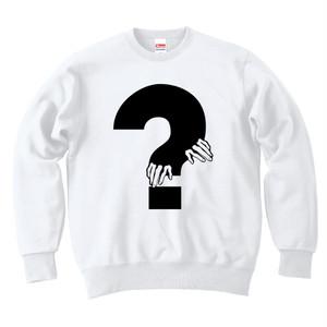 [スウェット] Mystery / white