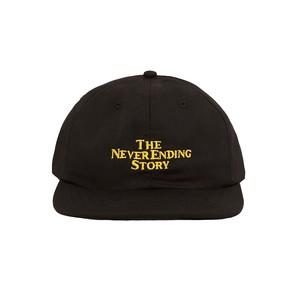 ALLTIMERS / NEVER ENDING STORY CAP -BLACK-
