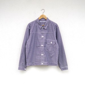 "FP 1st TRACKER JACKET  ""GINGHAM・STRIPE"""