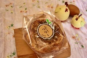 サクッ!フワッ!の食感がたまらない《発酵バター味》の『木霊の森のツリー』輪っかサイズ♪