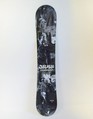 R.P.M.Men 19-20 GRAY SNOWBOARDS