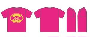 【数量限定】D×D×D Tシャツ