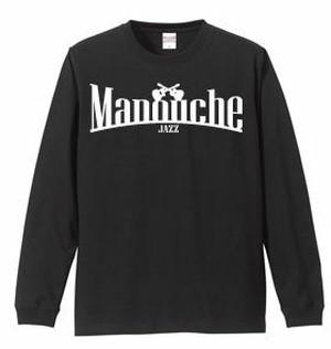 長袖Tシャツ(M)Manouche JAZZ