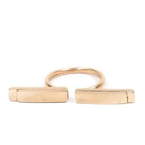 betsy & iya --- suelo ring --- bronze