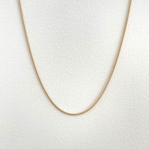 【GF1-122】20inch gold filled chain necklace