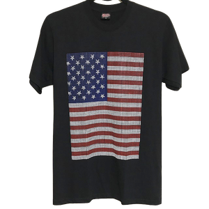 Tシャツ メンズMサイズ 星条旗