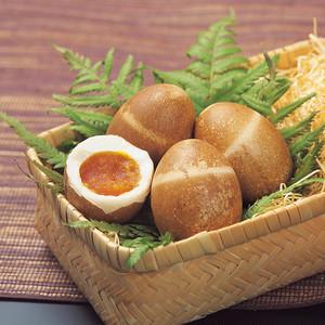 半熟燻製卵 スモッち 10個入り ギフト箱