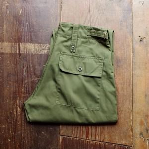 British Military Fatigue Pants / イギリス軍 ライトウェイト ファティーグ パンツ W34