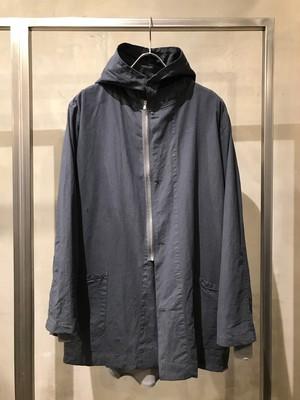 TrAnsference light cotton snow camo parka -  imperfection black