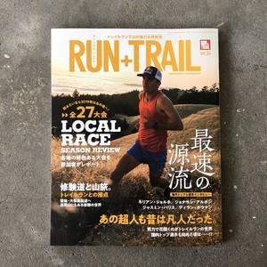 RUN+TRAIL Vol.34(最速の源流)