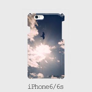 iPhone6/6S/7/8/X ケース 『Bird in the sky with diamond』
