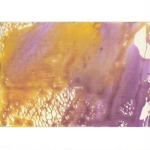 「無題」 キャンバスにアクリル * 絵画 抽象画 アート作品 内野隆文 takafumiuchino