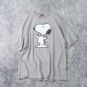 """ Champion "" Tシャツ スヌーピー L A17"