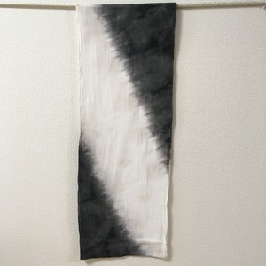 【190cm】輪っかタオル ブラック