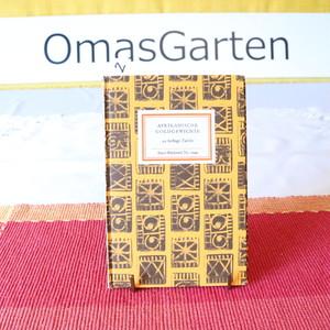 【BK2003-1040-2】インゼル文庫No.1040 アフリカの金の錘  Afrikanische Goldgewichte. 32 farbige Tafeln 【BK1910-1040-1】
