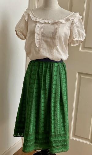 ホコモモラのスカート