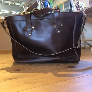 "Fernand Leather ""2WAY TOTE BAG"""