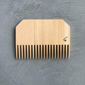 <Found & Made> Weaving Comb / 手織り櫛(L)