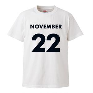 11月22日
