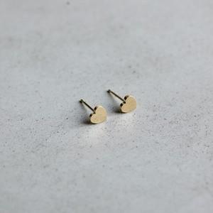 K18 Tiny Heart Pierce [WM-PC811]