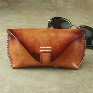 Leather Pocket Bag Vintage レザー 天然 ビンテージ (YYB99-8177573)