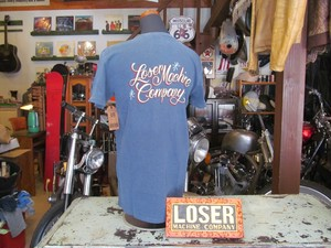 LOSER MACHINE Tee  EL CAMINO [LADIES]