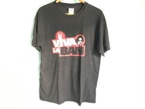 viva la bam ビバラバム Teeシャツ MTV jackass ジャッカス スケートボード skate プロスケーター バムマージェラ 2004年
