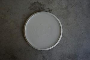 三浦ナオコ 6寸皿