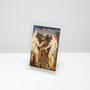 ポストカード「エデン(油彩Ver)」10枚セット