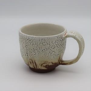 白かいらぎマグカップ②