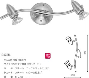 MAGNUM(マグナム)24725J・電球付