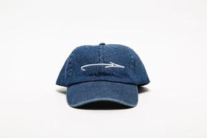 ARROW DENIM 6PANEL CAP