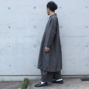 WOOL HARVESTY / TWEED OVER COAT(ウールオーバーコート)A31912