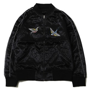 "RUDE GALLERY ""MARIA × SWALLOW SOUVENIR JACKET <ART WORK by H.U.>"""
