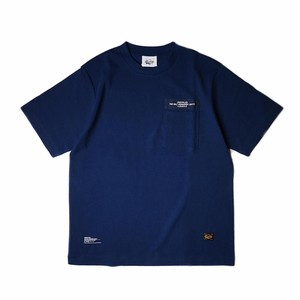 "UNRIVALED ""LOGO-T"" NAVY"
