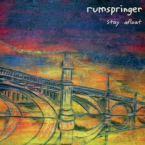 RUMSPRINGER - Stay Afloat (CD)