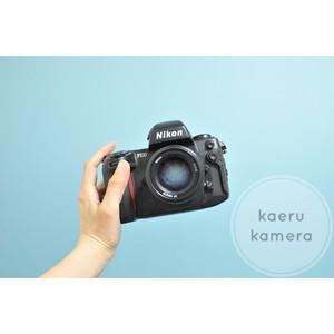 Nikon F100 フィルムカメラ