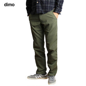 dimo   STRETCH WORK PANTS