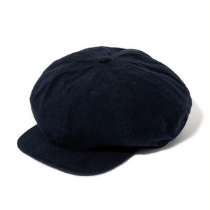 "Just Right ""Sports-Newsboy Cap"" Navy"