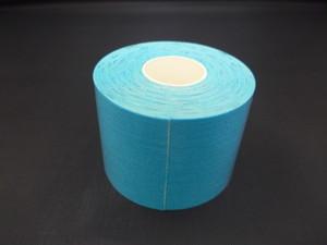 キネシオロジーテープ・カラー(ブルー・レギュラー仕様・1巻/5m)