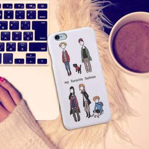 【S/Msize】my fashionプラスマホケース #iPhoneX対応