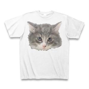 ふぇねちゃんBIGフェイスTシャツ プレーン
