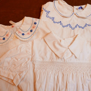 French Baby Blouse 3pairs #2
