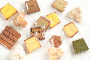 Assortiment  le fleuveの焼き菓子・ショコラギフトボックス