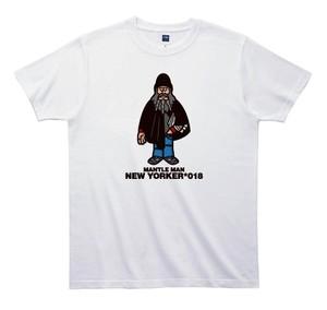《山本周司Tシャツ》TY018/  MANTLE MAN