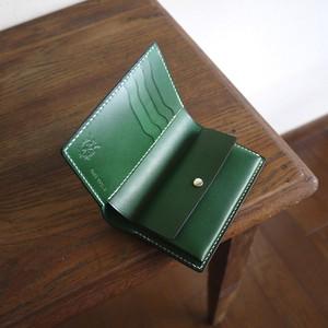 縦長二つ折り財布:TRIP