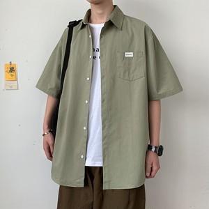 ワンポケットシャツ BL5742