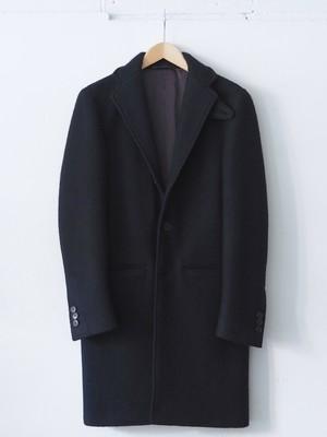 FUJITO Chester Coat  Black