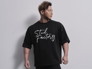 loose fit dryT-shirt(BLACK)